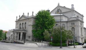 """Prinzregententheater"". © Lizenziert unter CC BY-SA 3.0 über Wikimedia Commons."