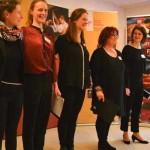 Musikbeitrag von Manuela Kerer mit den Sängerinnen Nina Laubenthal, Kathrin Walder, Anna Maria Bogner, Denise Felsecker ©Kornelija Rade